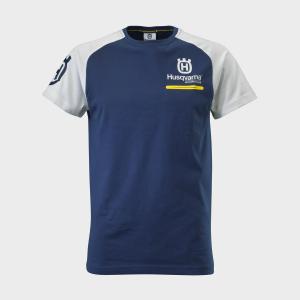 Camiseta Réplica Team Tee Husqvarna Hombre