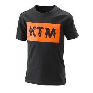 Camiseta De Logo KTM Niños